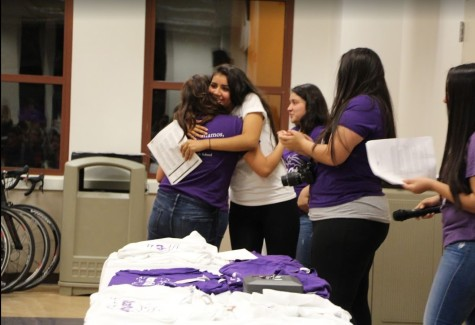 Undocumented students reach for college dreams at dinner