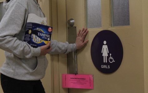 Policing bathroom passes puts pressure on students with periods