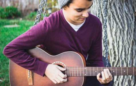 Multifaceted musician makes meaningful music
