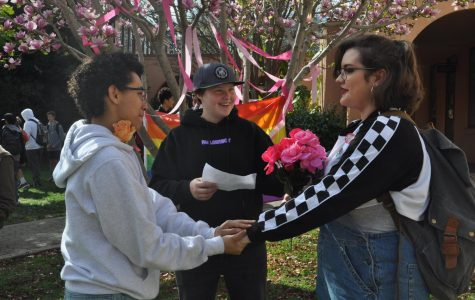 Weddings unite students in celebration of marriage equality