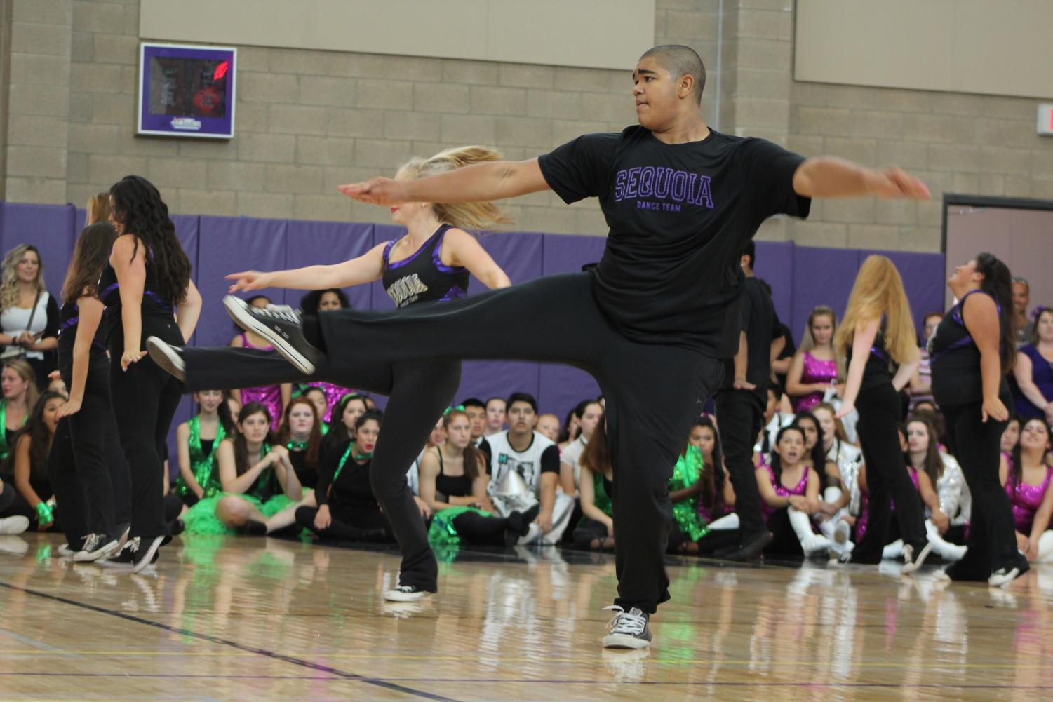 Dance team disbands as SAFE funding ends, finds other outlets