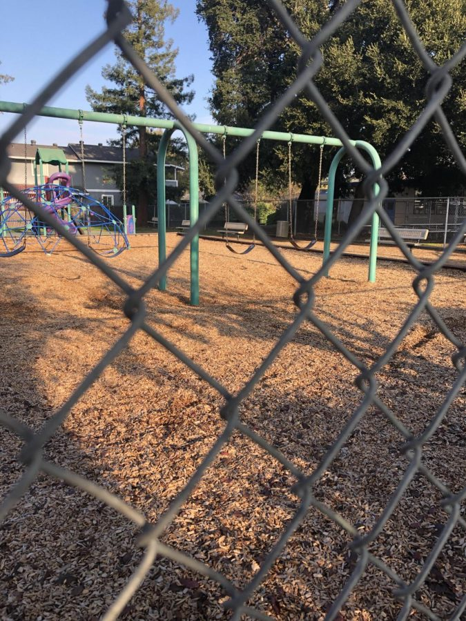12-13. Hawes playground