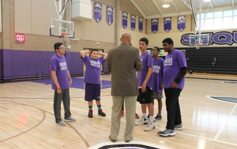 Unified Sequoia team offers basketball experience for all