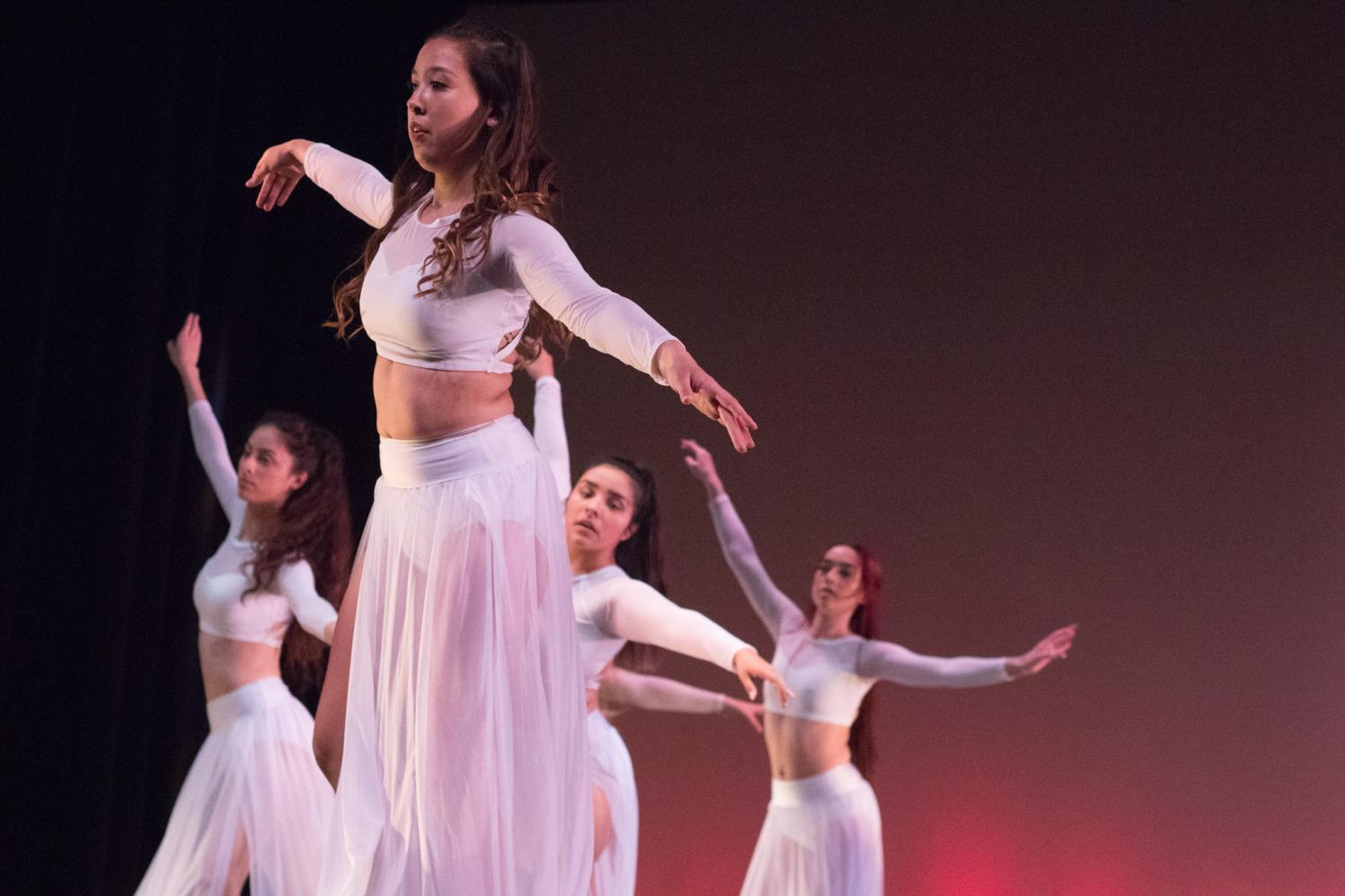 Dancing in the Spotlight: Student dancers twirl, whirl and impress at the 50th Sequoia Dance Show