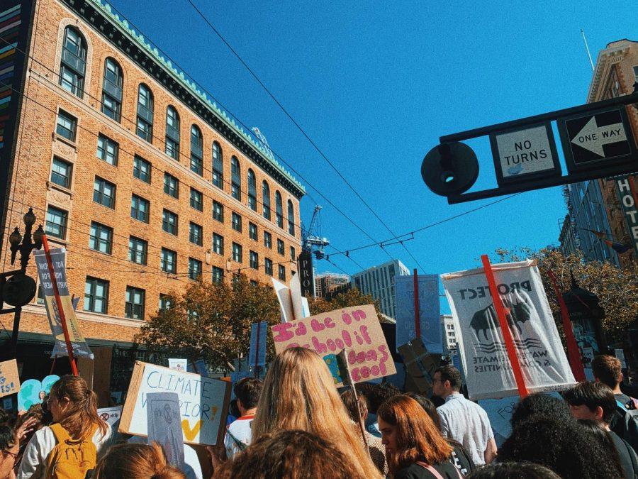 Student's strike