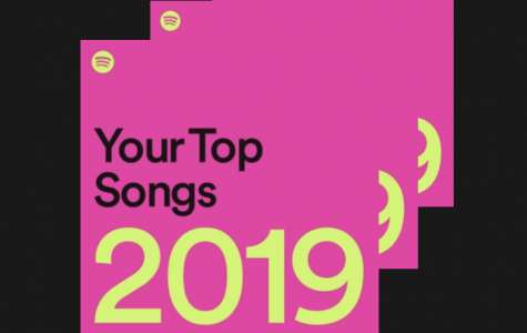 Spotify Wrapped 2019: Sequoia summary