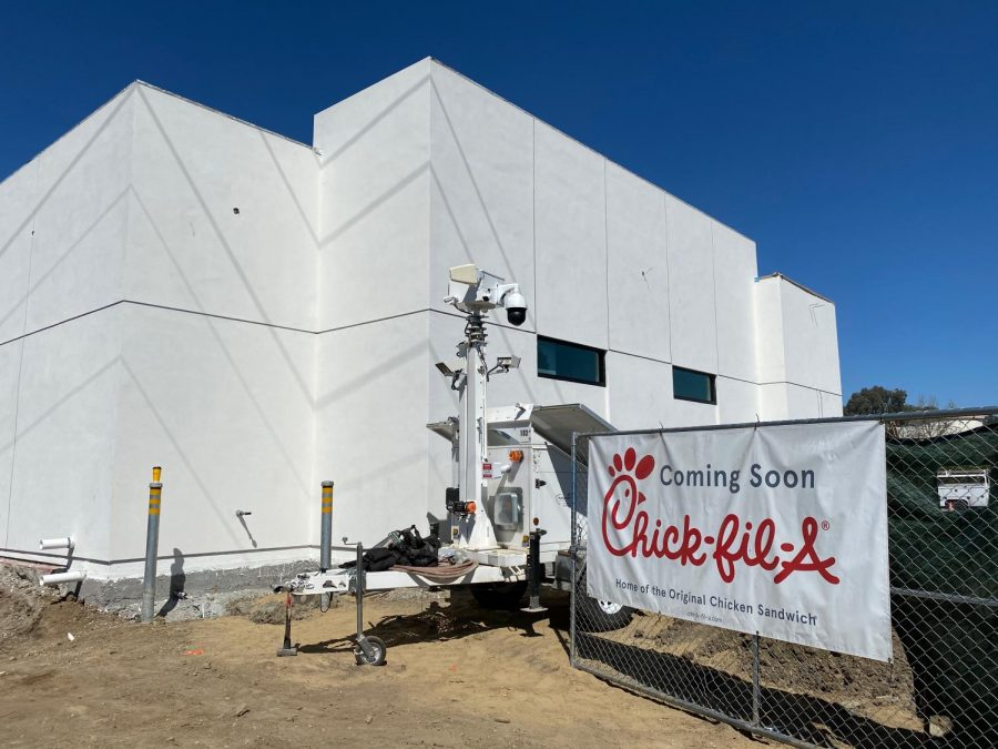 Chick-fil-A coming to RWC