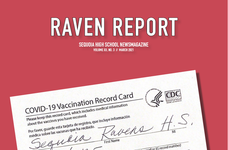 Raven Report March Issue